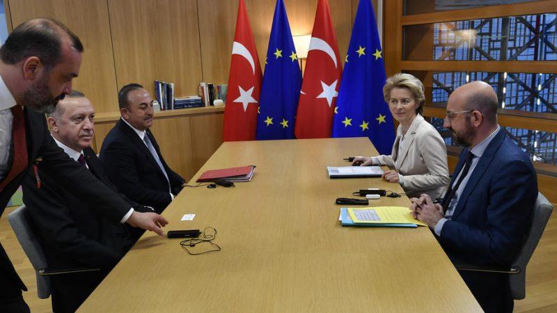 Turkey: EU should be an honest mediator in Greece row
