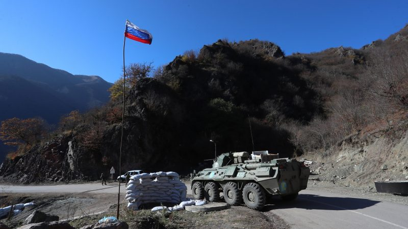Azerbaijan Holds Nagorno-Karabakh Victory Parade
