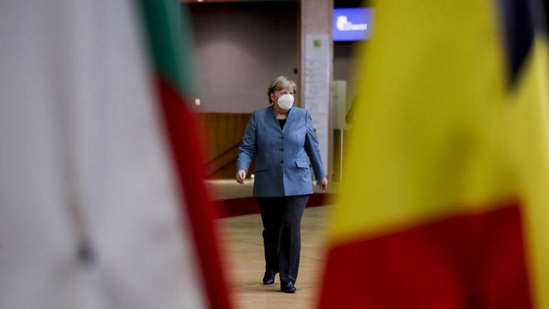 Germany enters tough new lockdown as coronavirus death toll reaches record high