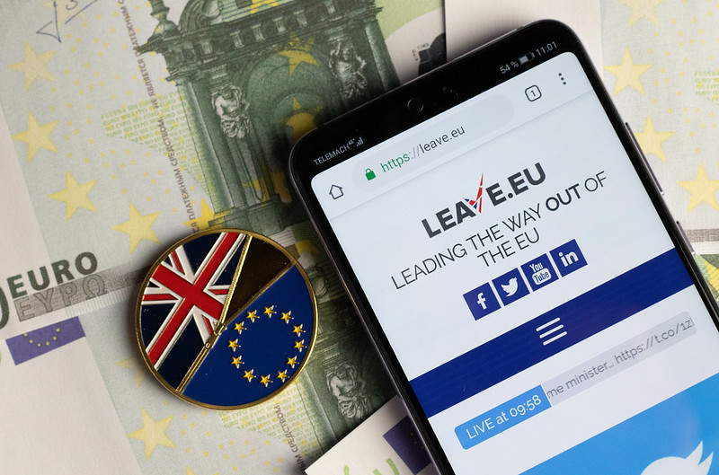 EURACTIV can reveal that ahead of the end of the Brexit transition date, Leave.EU migrated its registrant address to a site in Waterford, in the Republic of Ireland.