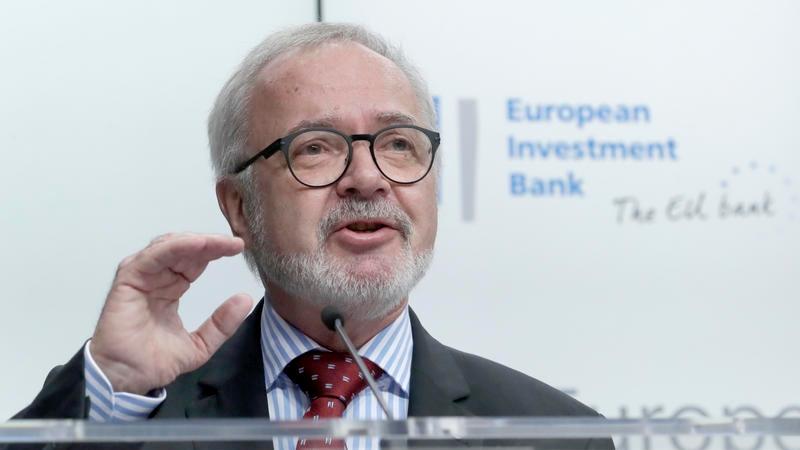 Президент Европейского инвестиционного банка (EIB) Вернер Хойер