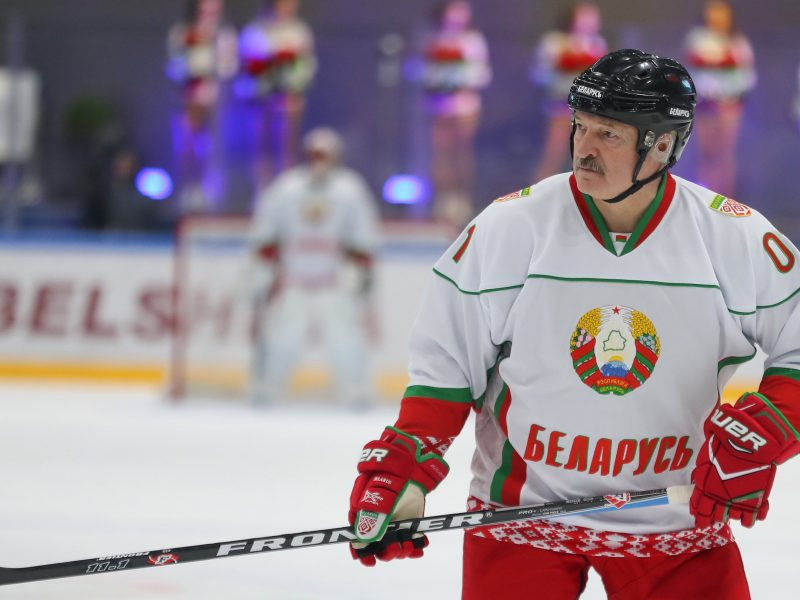 Belarus stripped of ice hockey world championship over unrest, Covid –  EURACTIV.com
