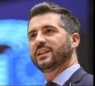 MEP Paolo Borchia