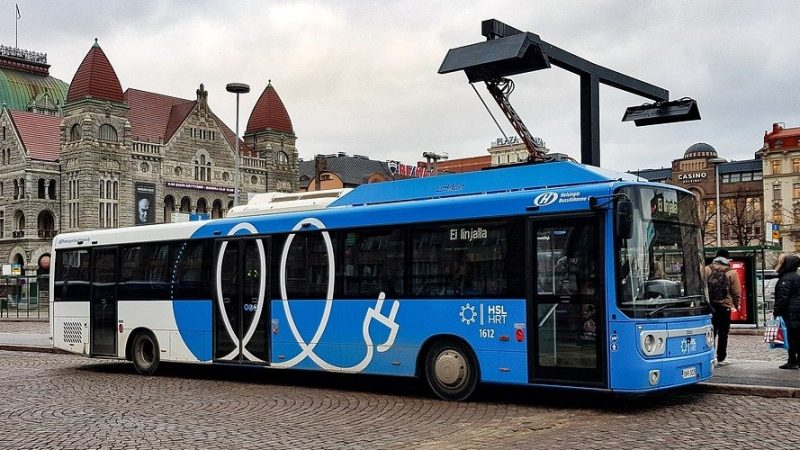 Denmark leads EU on deployment of zero-emission buses: report