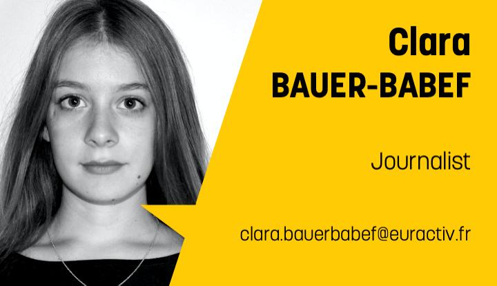 Clara Bauer-Babef