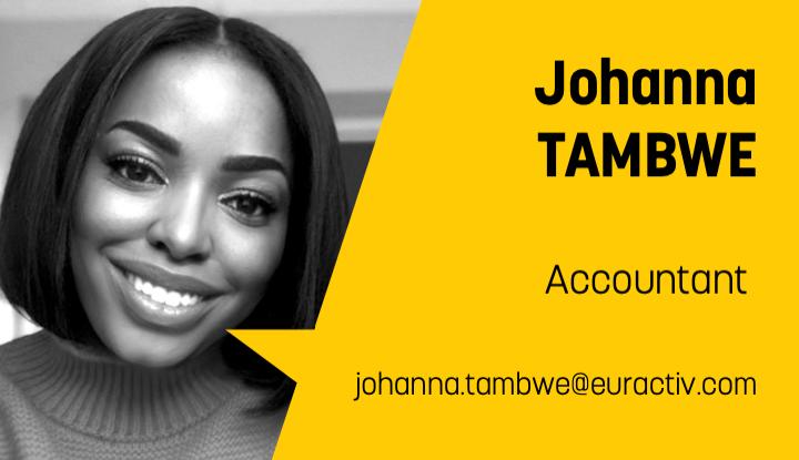 Johanna Tambwe