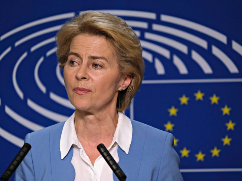 The EU continues to lag behind in terms of investment into key technologies such as artificial intelligence and quantum computing when compared to players from the US and China, the European Commission President Ursula von der Leyen has warned.