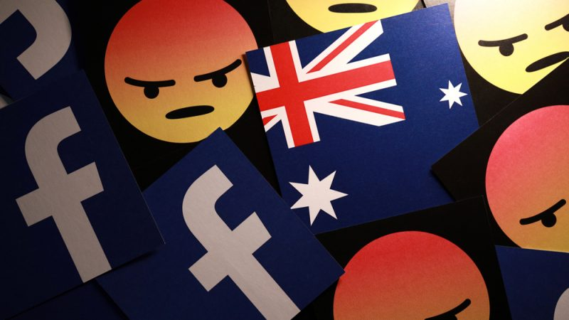 Australian PM rejects Facebook 'threat', vows to make tech giants pay