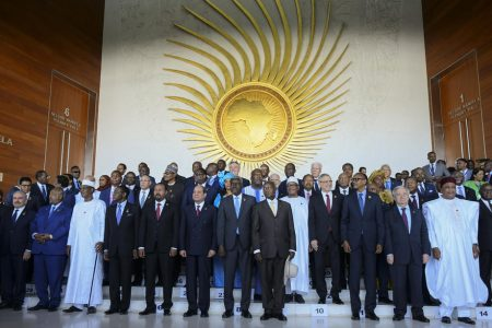 Africa must answer its own 'Kissinger question', say EU diplomats