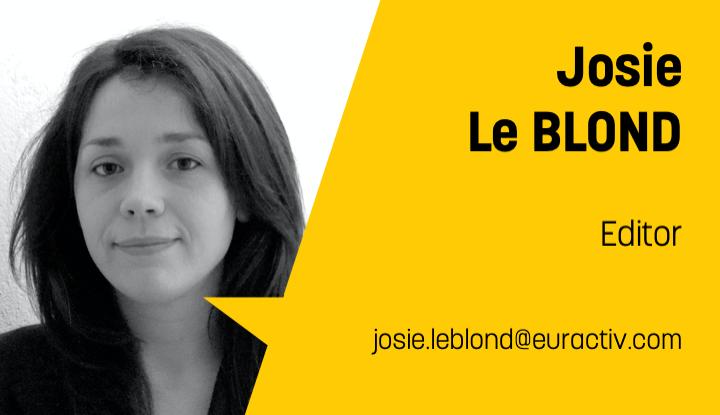 Josie Le Blond