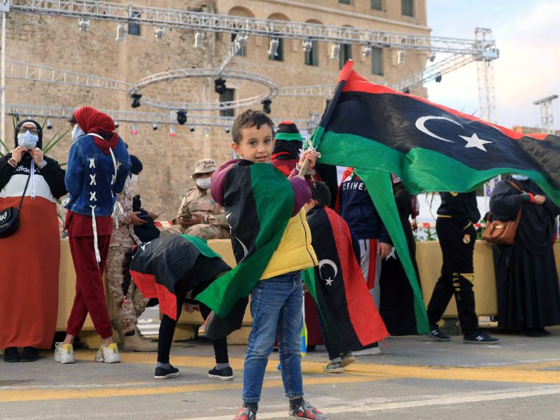 Charles Michel vows support to Libya's interim government – EURACTIV.com
