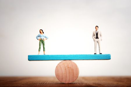 Women at a breaking point: gender equality in the workplace