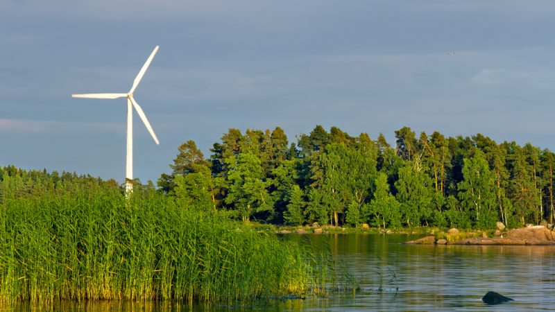 Finland's share of renewables takes over that of fossil fuels