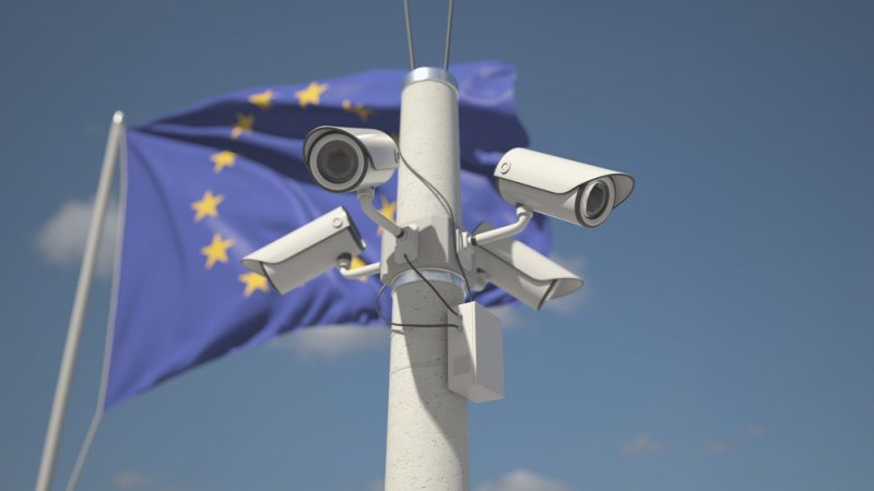 The EU Commission will seek to outlaw Artificial Intelligence systems used for 'indiscriminate surveillance' operations as part of new prohibitions to be put forward next week.
