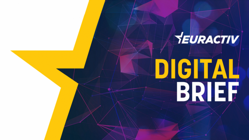 Subscribe to EURACTIV's Digital Brief, where you'll find the latest roundup of news covering digital & media from across Europe.