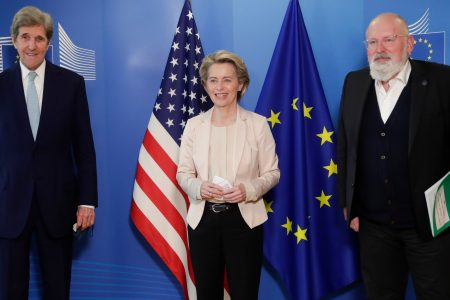 US raises concerns over Europe's planned carbon 'border tax'