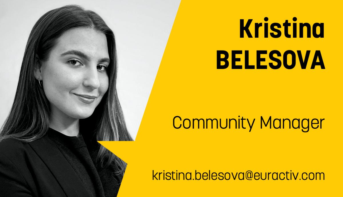 Kristina Belesova