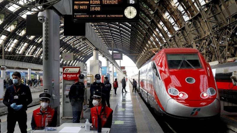 'European Year of Rail' fails to stem train company COVID losses – EURACTIV.com