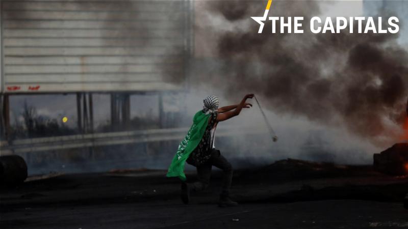 Image Israeli-Palestinian violence reverberates across Europe
