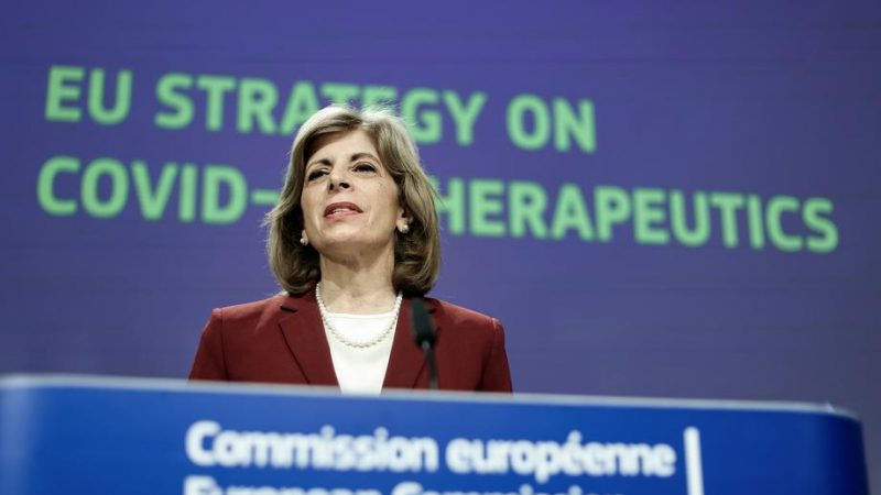 EU revives coordinated approach in purchasing COVID drugs – EURACTIV.com