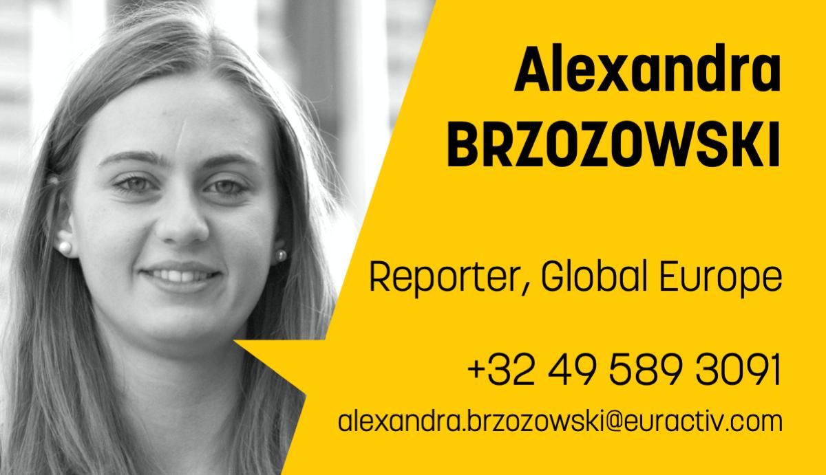 Alexandra Brzozowski