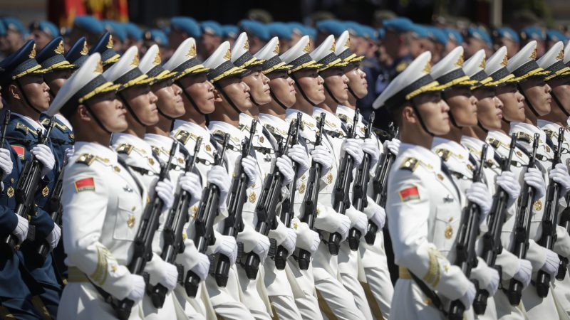 How the competition against China could improve NATO – EURACTIV.com