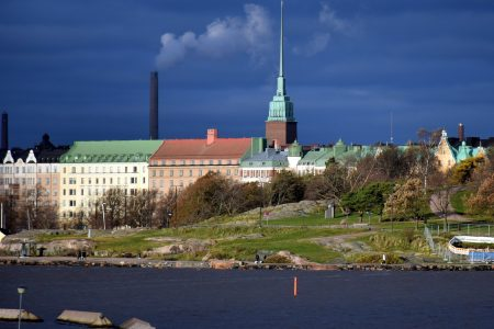 Helsinki bets on electrification to decarbonise heating
