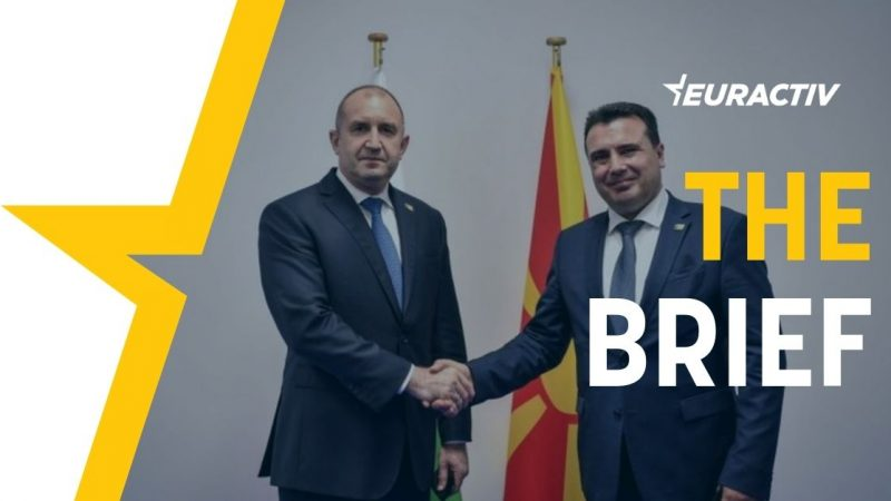 The Brief, powered by Martens Centre – Debunking the Bulgarian veto