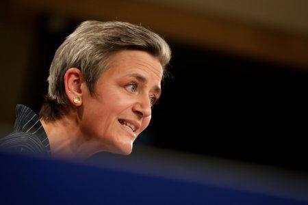 EU digital agenda to foster trust in digital technologies, Vestager says