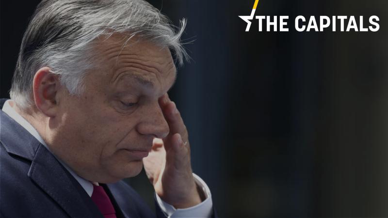 Orban's Europe vision: Dismantle EU Parliament