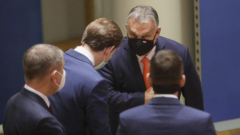 Is Austria facing its own Orbán moment? - EURACTIV