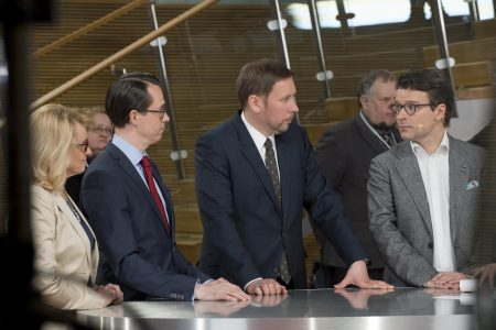 Forest policy splits Nordic lawmakers in the European Parliament