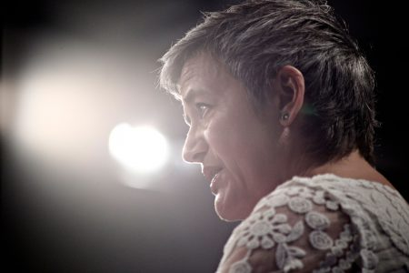 EU-US policy talks to show that democracy can deliver, Vestager says